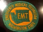 Emergency Medical Technician Washington State Patch