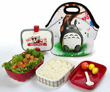 Totoro Insulated Tote Lunch Bag Cool Bag Cooler Lunch Bag Tote Washable Handbag