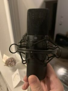 Auna MIC-900B Mikrofon-Set - Schwarz