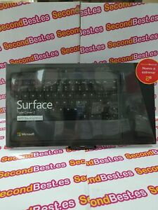 Clavier Microsoft Surface Type Cover 2 Noir 1561 Neuf