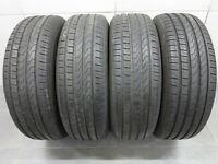 4x Sommerreifen Pirelli Scorpion Verde 215/65 R17 99V / 7,2-8,2 mm