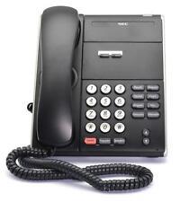 Fully Refurbished NEC DT310 DTL-2E-1 2-Button Non Display Digital Phone (Black)