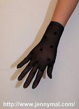 Handschuh für Tanzkleider & Kostüme, für Tanzsport und Eiskunstlauf, Gardetanz