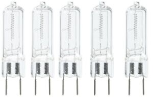 (5)-Bulbs Anyray Replacement Bulb for Heath Zenith SL-5591-A2-A Halogen