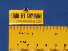 Star Trek Next Generation Starfleet Command Fleet Operations Pin Badge STPIN1807