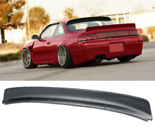 For 95-98 Nissan S14 Coupe 240SX Bunny Style Trunk Spoiler Body Kit Rear wing