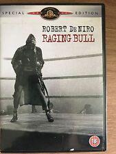 Robert De Niro Raging Bull ~ Classic La Motta Boxing Drama Special Edition Dvd