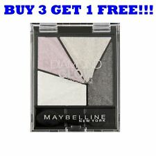 Maybelline Eye Shadow Quad Diamond Glow Grey Pink Drama 04