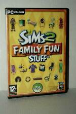 THE SIMS 2 FAMILY FUN STUFF ESPANSIONE USATA PC CDROM VER ITALIANA 48084