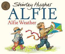 Alfie Weather,Hughes, Shirley,Excellent Book mon0000095913