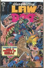 Law Dog 1993 series # 2 very fine comic book