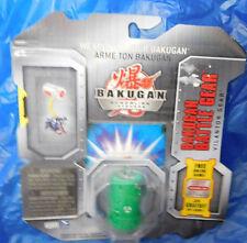 BAKUGAN Gundalian Invaders Battle Gear SILVER VILANTOR GEAR 2009