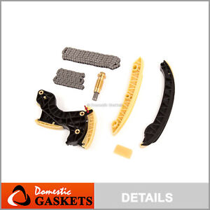Timing Chain Kit for 2003-2005 Mercedes-Benz C230 1.8 DOHC Supercharged M271