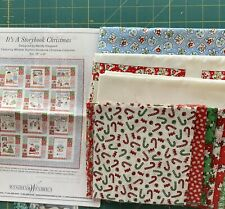 New listing Christmas Childrens Adorable Quilt Kit