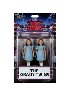 Toony Terrors The Shining The Grady Twins Action Figure NECA PRE-ORDER