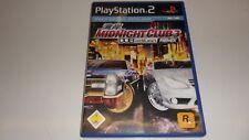 PlayStation 2  PS 2  Midnight Club 3: DUB Edition - Remix