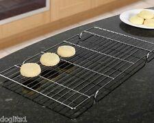 Metall Draht Kuchen Backen Kühlung Kühl Tablett Tabletts Regale Ständer