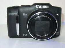 Canon PowerShot SX160  Digital Camera