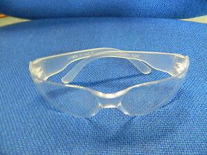 MSA Safety Goggles.