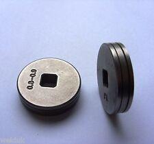 Sealey 120 / 722019, alimentazione a rullo, unità disco 0,6 mm e 0,8 mm E12S
