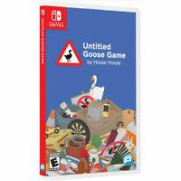 Untitled Goose Game (Nintendo Switch, 2019)