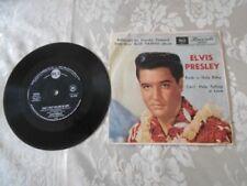 Elvis Presley Rock Pop Vinyl Records