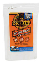 Gorilla  Mini  High Strength  Hot Glue Sticks