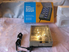 Archer Nickel Cadmium Battery Charger No 23-134 For Aa, C,D 9V Batteries~Tested