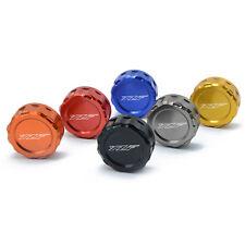 Brake Master Cylinder Oil Filter Fluid Reservoir Cover Cap For Yamaha YZF-R1/R6