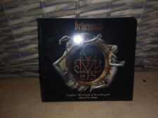 behemoth chaotica double cd digipak belphegor ancient evilfeast