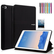 Luxury Leather Case Ultra Thin Smart Auto Sleep Cover For iPad mini 2 3 Air 1 2