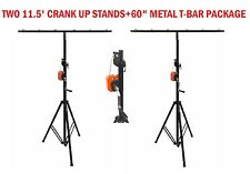 Crank Up Truss Lighting Stand Stage Light Trussing Speaker System PA DJ ProAudio