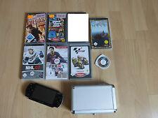 Playstation PSP 1004 mit 7 Spielen
