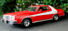 1976 Ford Gran Torino Starsky & Hutch 1:24 Green Light 84042
