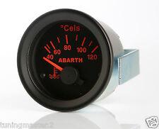 Calibrador De Presión Herramienta Road Italia Abarth Delta Temperatura Agua