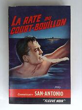 Dard San Antonio La rate au court bouillon Fleuve noir EO 1965  N° 443 TBE