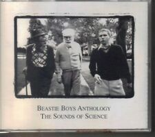Beastie Boys Anthology - The Sounds Of Science - Double CD album & booklet