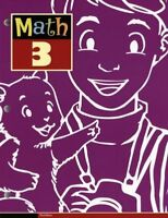BJU Press Math Grade 3 Student Worktext, Third Edition (Updated Copyright)