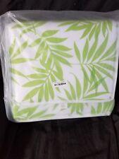 TUPPERWARE Aloha Hawaiian Floral Insulated Picnic Park Beach Cooler Bag Rare
