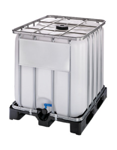 Brand New 1000 L Ltr Litre IBC Storage Tank Container