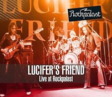 Lucifer's Friend - Live At Rockpalast (NEW CD+DVD)