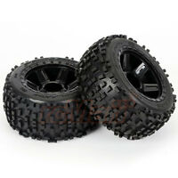 Pro-Line 3.8inch Badlands Tire Desperado 17mm 1/2 Offset MT Wheel Truck #1178-11