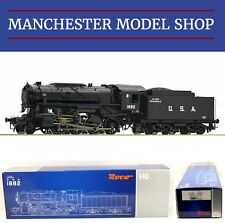 "Roco 72153 HO 1:87 Steam locomotive S160 USATC Austria ""DCC SOUND"" NEW BOXED"