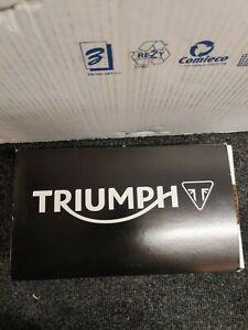 Genuine Triumph A9808112 - Alarm Kit
