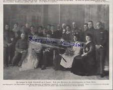 Werbung 1918, Bildnis Portrait Fotografie Hochzeit General Ludendorff Kapitän