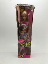 Sunshine Day Barbie Doll  Brand NEW  Never Opened  Mattel Box damaged