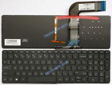 New for HP Pavilion 15-P 15-p00 17-F 9Z.N9HBQ.901 series laptop keyboard backlit