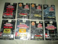 8 1969 1997 1998 CHEVY CHEVROLET CORVETTE RACING CHAMPIONS MINT 8 CAR LOT NEW