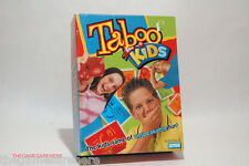 Taboo for Kids (Taboo Jr) Board Game Parker Brothers 2004 COMPLETE (read descrp)