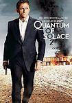 Quantum of Solace (DVD, 2009, Canadian Sensormatic Widescreen)